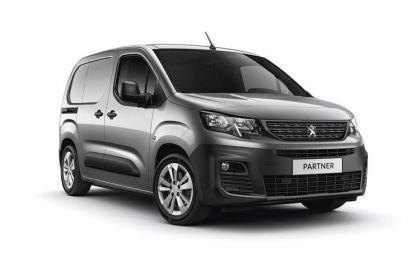Lease Peugeot Partner van leasing