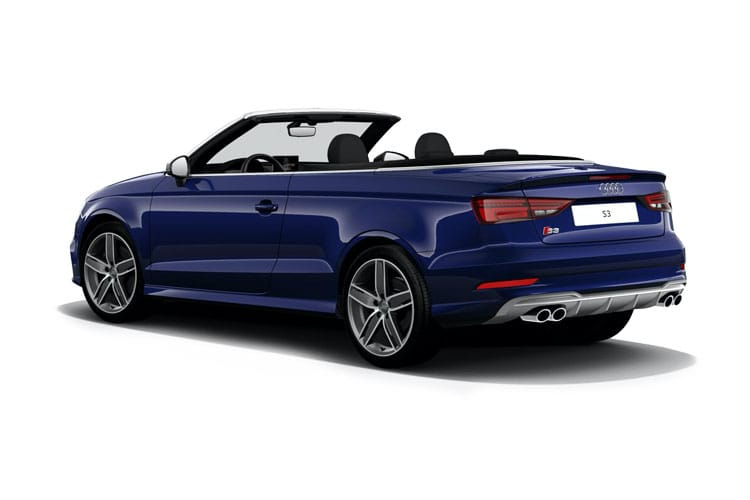 Audi A3 35 Cabriolet 2Dr 1.5 TFSI 150PS Sport 2Dr S Tronic [Start Stop] [Technology] back view