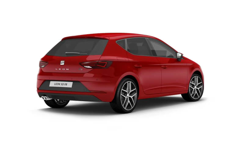 SEAT Leon Hatch 5Dr 1.6 TDI 115PS SE Dynamic Technology 5Dr Manual [Start Stop] back view