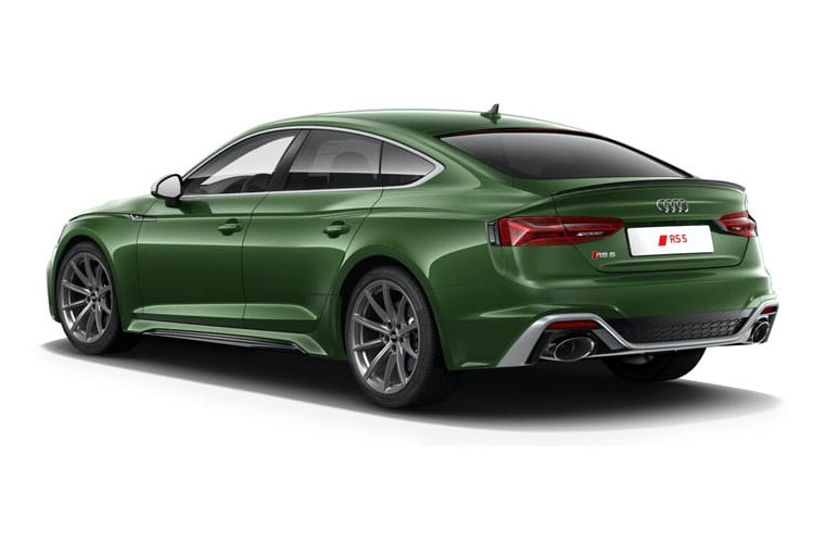 Audi A5 35 Sportback 5Dr 2.0 TDI 163PS Sport 5Dr S Tronic [Start Stop] [Comfort Sound] back view