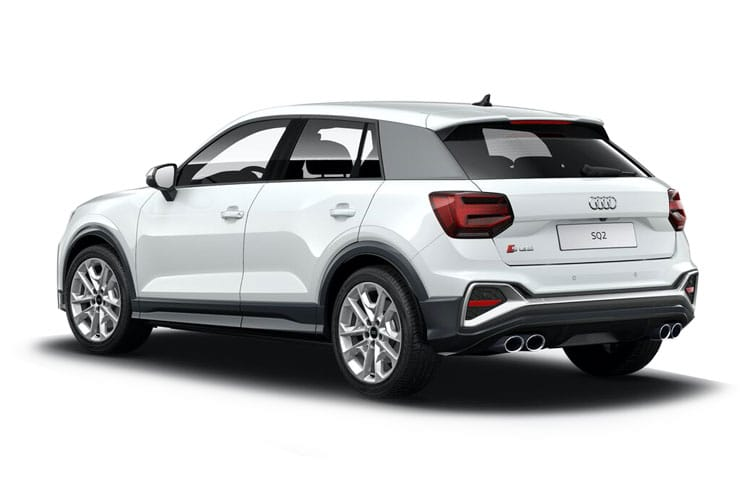 Audi Q2 30 SUV 5Dr 1.0 TFSI 110PS Sport 5Dr Manual [Start Stop] back view