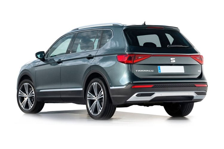 SEAT Tarraco SUV 1.5 TSI EVO 150PS FR 5Dr DSG [Start Stop] back view