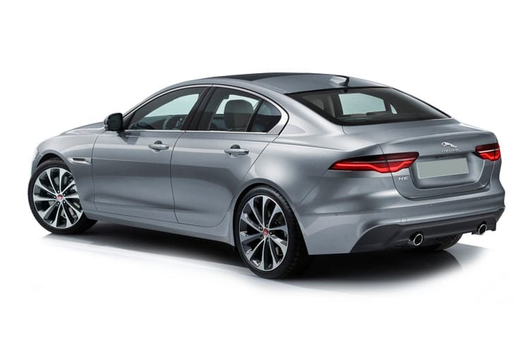 Jaguar XE Saloon 2.0 d MHEV 204PS S 4Dr Auto [Start Stop] back view
