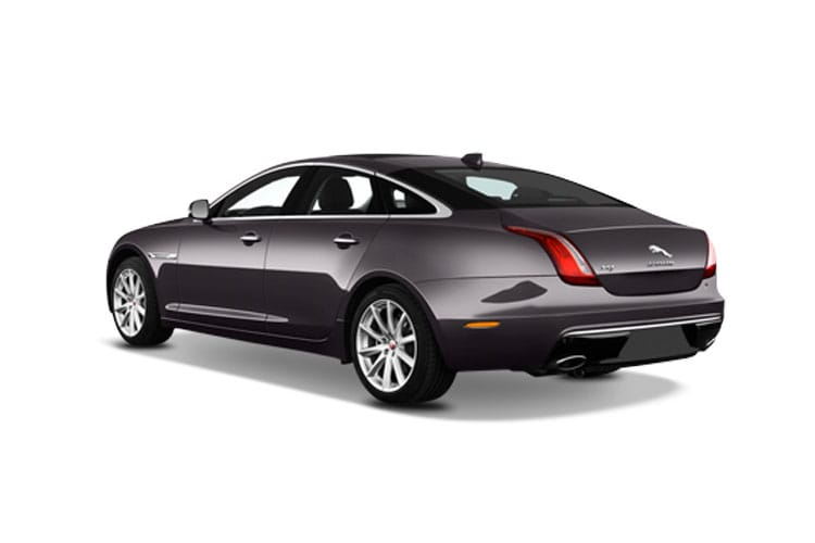 Jaguar XJ Saloon 3.0 d V6 300PS Portfolio 4Dr Auto [Start Stop] back view