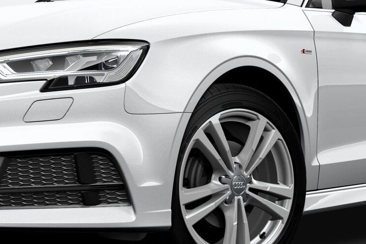 Audi A3 35 Saloon 4Dr 1.5 TFSI 150PS S line 4Dr Manual [Start Stop] [Comfort Sound] detail view