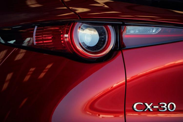 Mazda CX-30 SUV 4wd 2.0 SKYACTIV-X MHEV 180PS GT Sport Tech 5Dr Auto [Start Stop] detail view