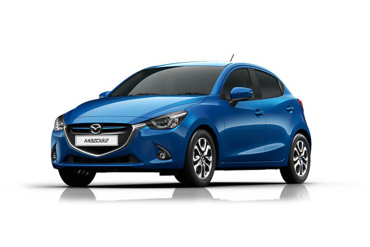 Mazda Mazda2 Hatch 5Dr 1.5 SKYACTIV-G MHEV 90PS GT Sport Nav 5Dr Manual [Start Stop] [Stone Lthr] front view