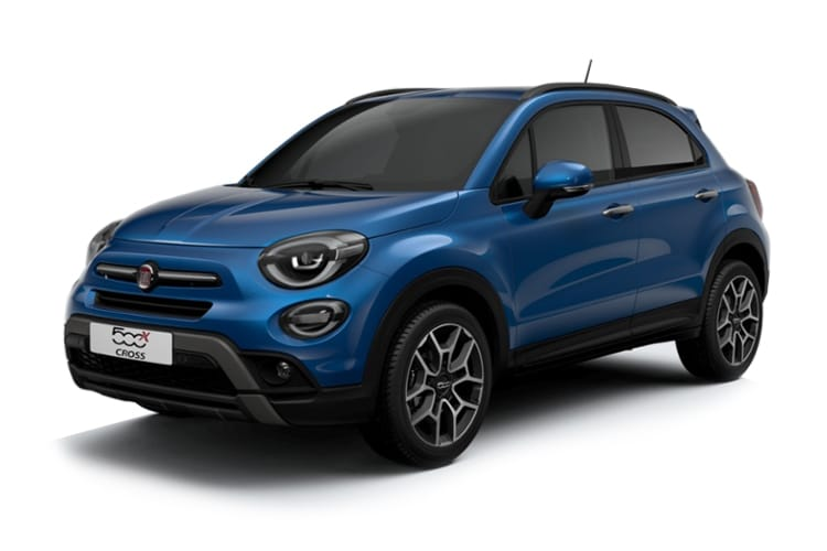 Fiat 500X SUV 1.0 FireFly Turbo 120PS Urban 5Dr Manual [Start Stop] [Nav] front view
