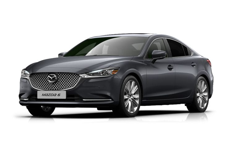 Mazda Mazda6 Saloon 2.0 SKYACTIV-G 145PS SE-L Lux Nav+ 4Dr Manual [Start Stop] front view