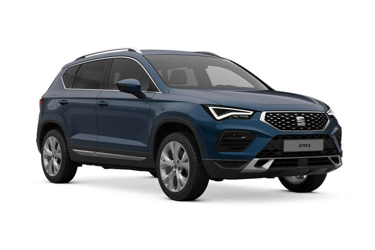 SEAT Ateca SUV 2.0 TDI 150PS XCELLENCE 5Dr DSG [Start Stop] front view