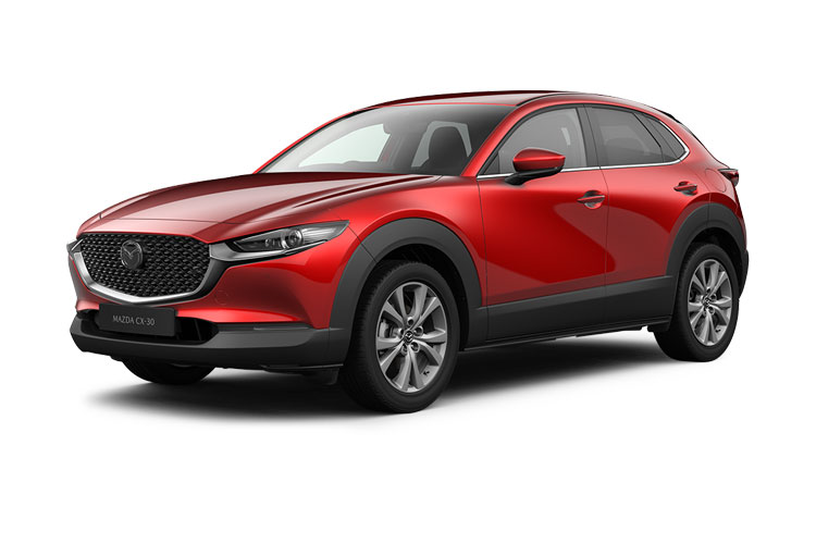 Mazda CX-30 SUV 4wd 2.0 SKYACTIV-X MHEV 180PS GT Sport Tech 5Dr Auto [Start Stop] front view