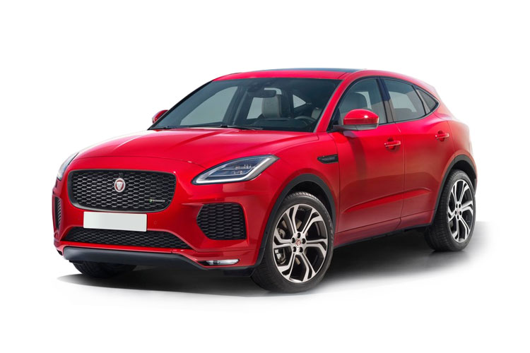Jaguar E-PACE SUV AWD 2.0 d 240PS R-Dynamic SE 5Dr Auto [Start Stop] front view