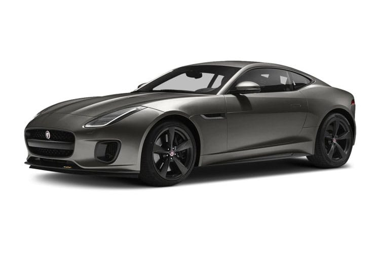 Jaguar F-TYPE Coupe 2.0 i 300PS First Edition 2Dr Auto [Start Stop] front view