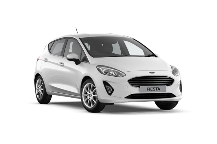 Ford Fiesta Hatch 5Dr 1.0 T EcoBoost 95PS Trend 5Dr Manual [Start Stop] [SNav] front view