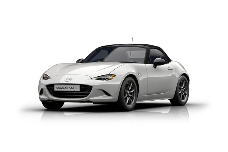 Mazda MX-5 RF 2.0 SKYACTIV-G 184PS GT Sport Tech 2Dr Auto [Start Stop] front view