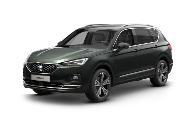 SEAT Tarraco SUV 2.0 TDI 150PS XCELLENCE Lux 5Dr DSG [Start Stop] front view