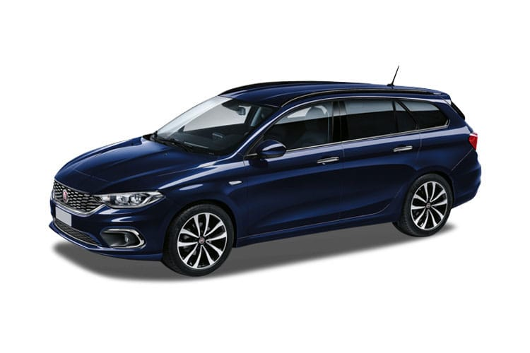 Fiat Tipo Station Wagon 1.4 MPI 95PS Lounge 5Dr Manual front view