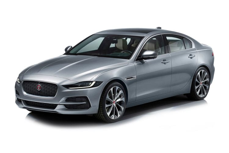 Jaguar XE Saloon 2.0 d MHEV 204PS S 4Dr Auto [Start Stop] front view
