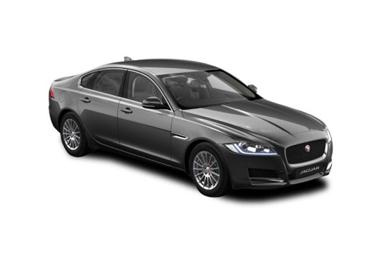 Jaguar XF Saloon 2.0 d 163PS Prestige 4Dr Auto [Start Stop] front view