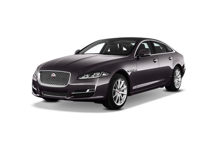 Jaguar XJ Saloon 3.0 d V6 300PS Portfolio 4Dr Auto [Start Stop] front view