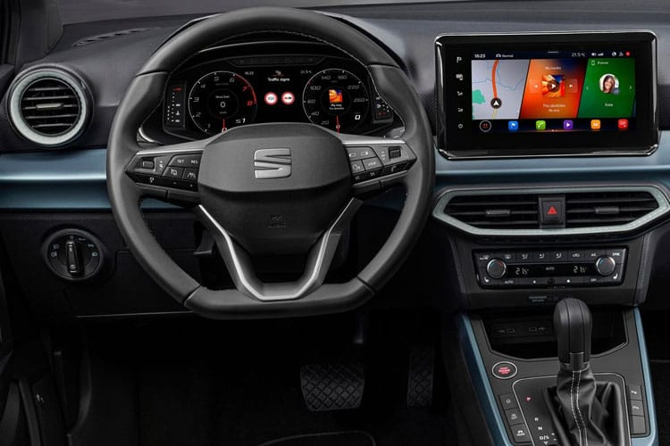 SEAT Arona SUV 1.6 TDI 95PS SE Technology Lux 5Dr Manual [Start Stop] inside view