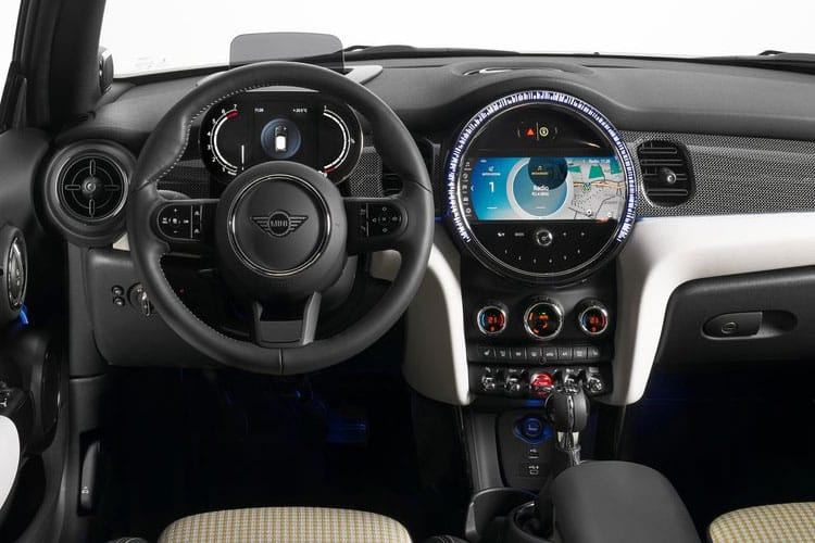 MINI Convertible Cooper 1.5  136PS Exclusive 2Dr Steptronic [Start Stop] inside view