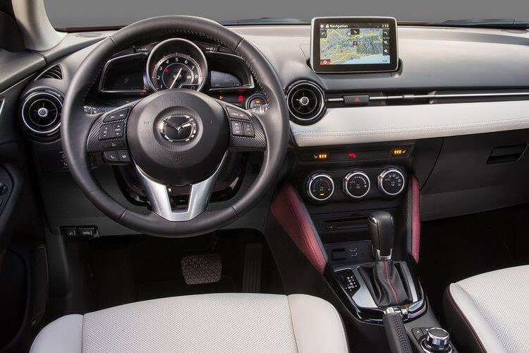 Mazda CX-3 SUV 2.0 SKYACTIV-G 121PS Sport Nav+ 5Dr Manual [Start Stop] [Safety] inside view