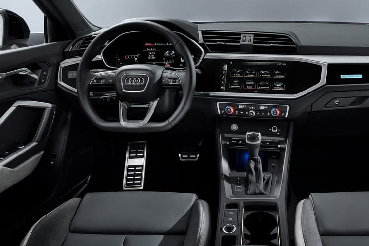 Audi Q3 35 SUV 5Dr 2.0 TDI 150PS Sport 5Dr Manual [Start Stop] inside view