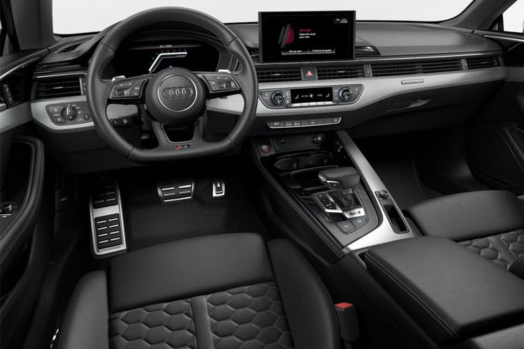 Audi A5 35 Sportback 5Dr 2.0 TDI 163PS Sport 5Dr S Tronic [Start Stop] [Comfort Sound] inside view