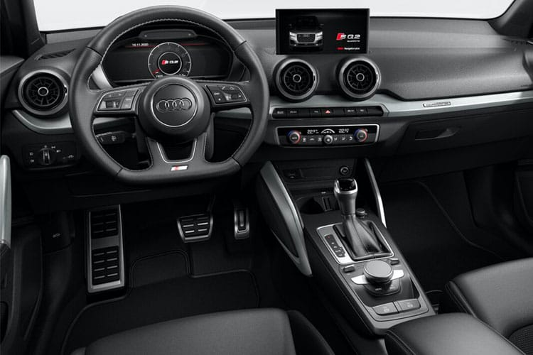 Audi Q2 30 SUV 5Dr 1.0 TFSI 110PS Sport 5Dr Manual [Start Stop] inside view
