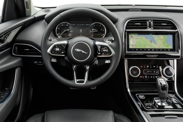 Jaguar XE Saloon 2.0 d MHEV 204PS S 4Dr Auto [Start Stop] inside view